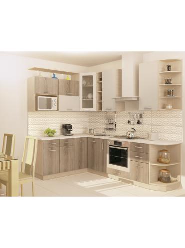 Кухня Тренто 2,5*1,8м
