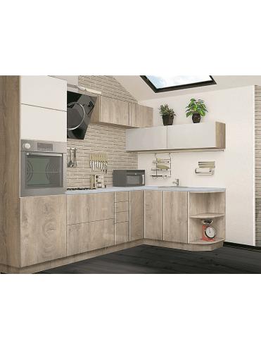 Кухня DOLCE VITA 2,4*1,7м