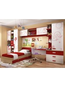 Комплекты детской мебели, детские стенки