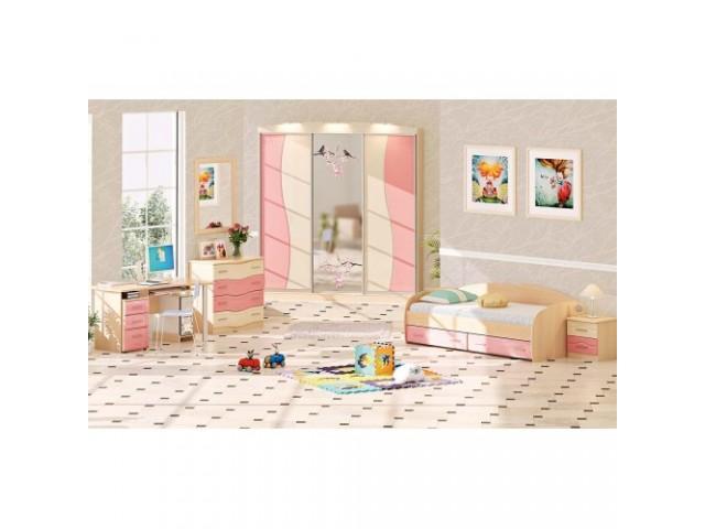 Детская ДЧ Комфорт Мебель 4107