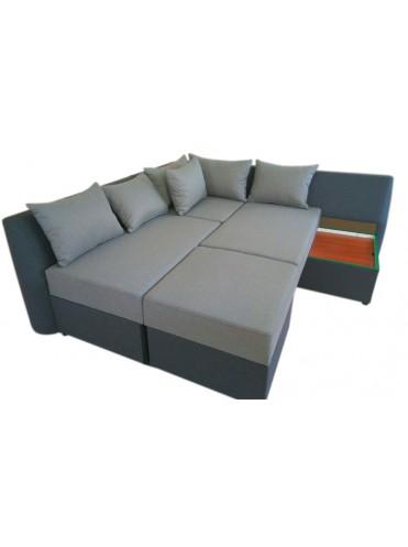Угловой диван Кастро(Поворотный)