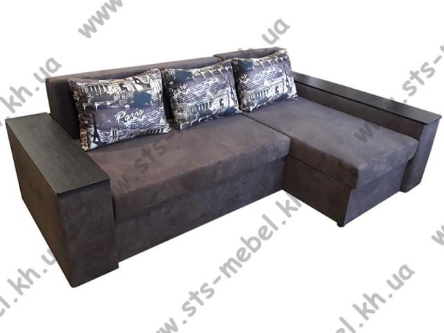 Угловой диван Клон