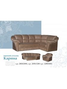 Угловой диван Карина