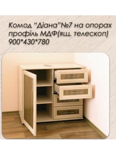 Комод Диана№7