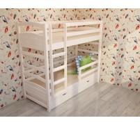 Кровать двухъярусная Мила