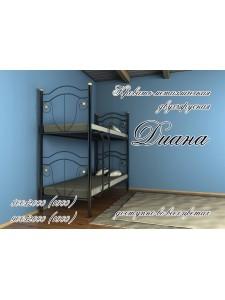 Кровать Диана двухярусная