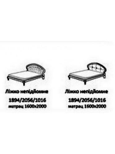 Кровать Пиония