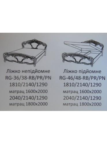 Кровать Реджина Голд