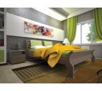 Кровать Двуспальная Ретро 2