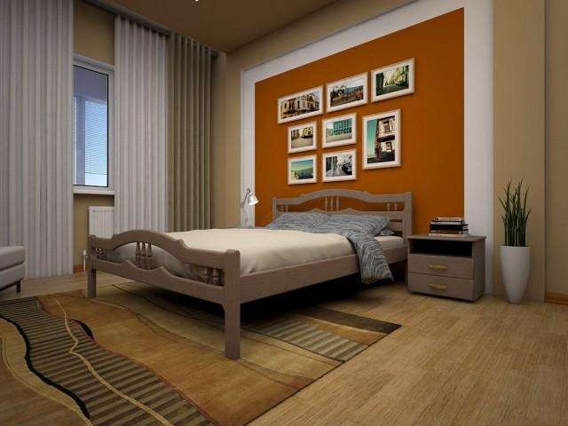 Кровать Двуспальная Юлия 1