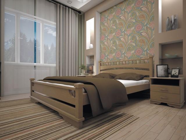 Кровать Двуспальная Атлант 1