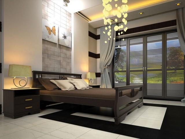 Кровать Двуспальная Атлант 3