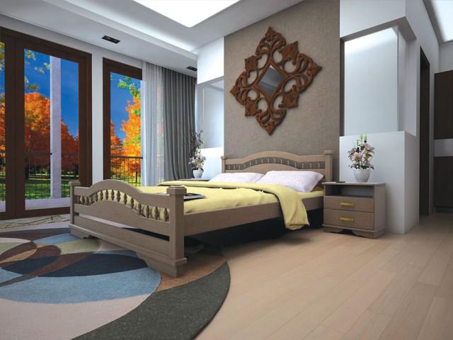 Кровать Двуспальная Атлант 7