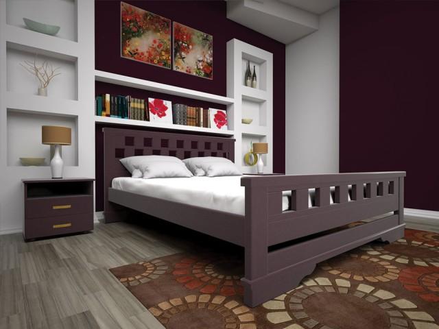 Кровать Двуспальная Атлант 9
