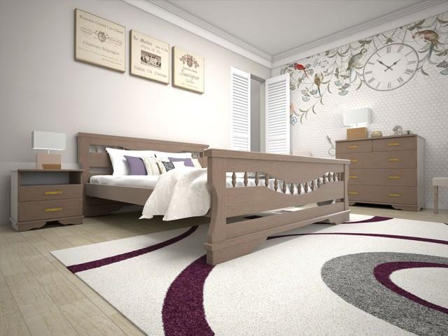 Кровать Двуспальная Атлант 10