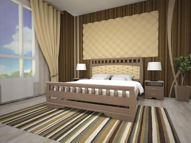 Кровать Двуспальная Атлант 11