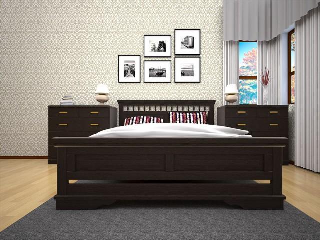 Кровать Двуспальная Атлант 13