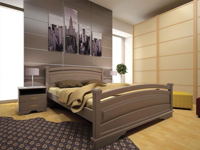 Кровать Двуспальная Атлант 20