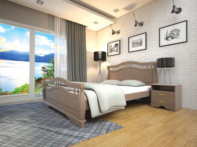Кровать Двуспальная Атлант 22