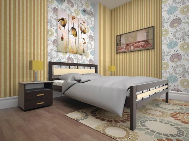 Кровать Двуспальная Модерн 3