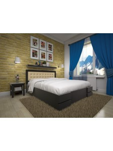 Кровать Двуспальная Кармен