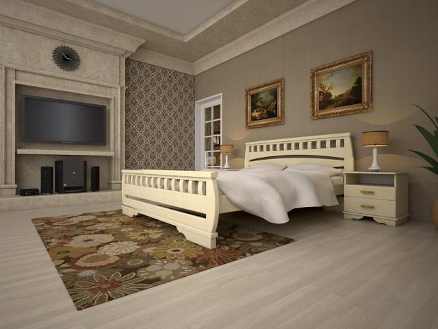 Кровать Двуспальная Атлант 4