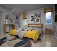 Кровать Двуспальная Мальвина 4