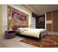 Кровать Двуспальная Нове 1