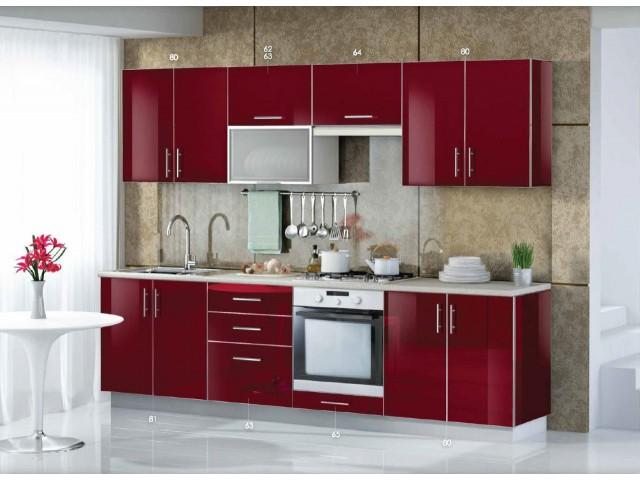 Кухня Mirror Gloss 2.8