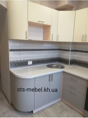 Кухня на заказ, модель К-55