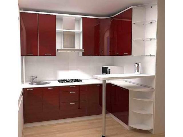 Кухня на заказ, модель К-40