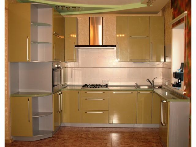 Кухня на заказ, модель К-15