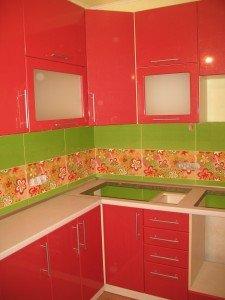 Кухня под заказ К-27