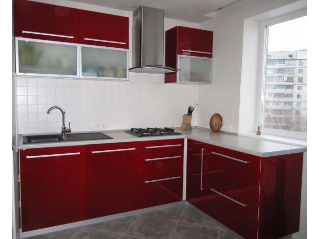 Кухня на заказ, модель К-3