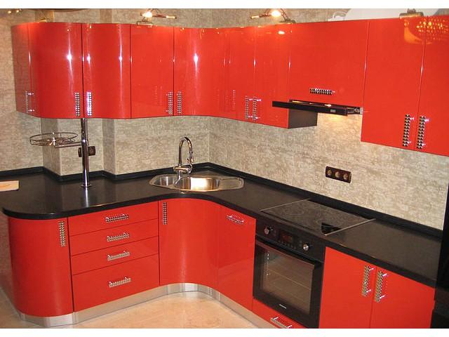 Кухня на заказ, модель К-6