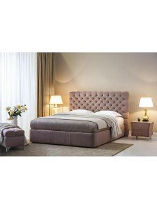 Кровать под заказ К-4