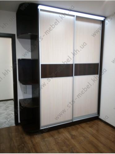 Шкаф купе под заказ ШК-21 в Харькове