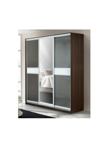 Стандартный шкаф-купе ЭКО-2 (2.1х0.6х2.4)