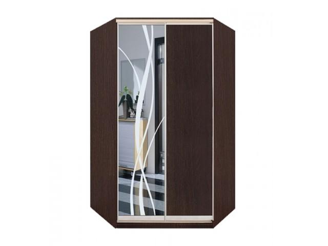 Угловой шкаф-купе (1.2х1.2м)
