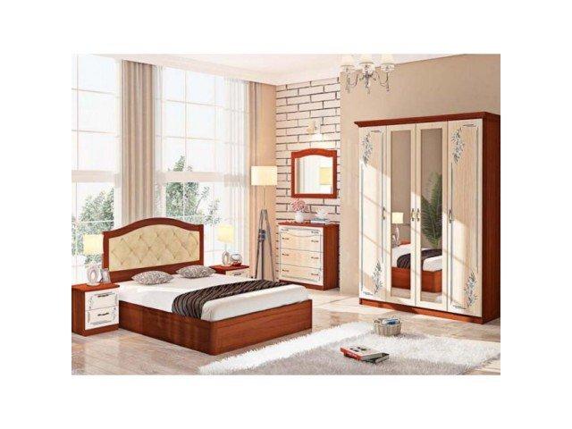 Спальня СП-4551 Комфорт Мебель