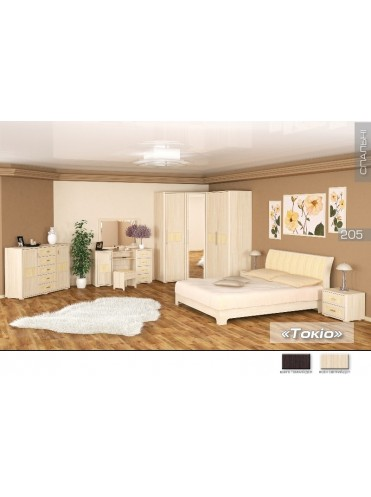 Спальня Токио-2