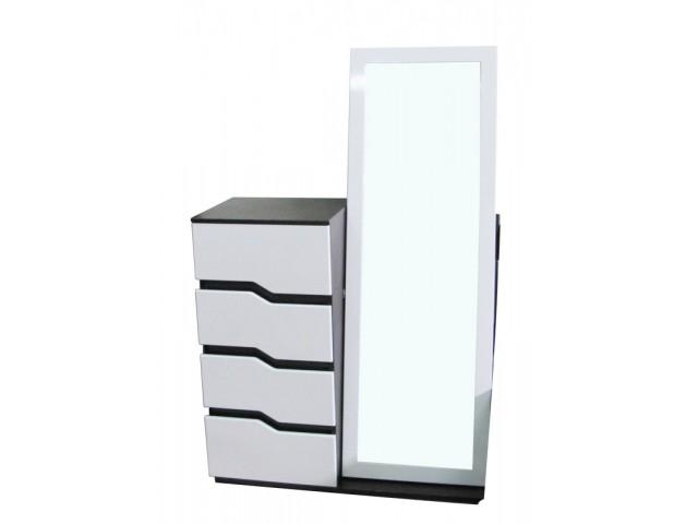 Комод Николь с зеркалом
