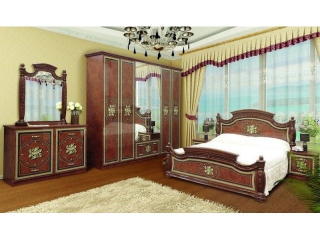 Спальня Жасмин 4Д