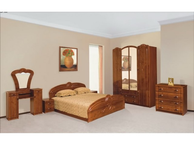 Спальня Антонина глянец