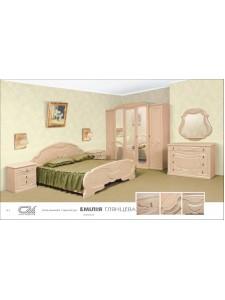 Спальня Эмилия перламутр